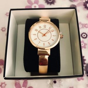 🆕 JF Rose Gold Watch